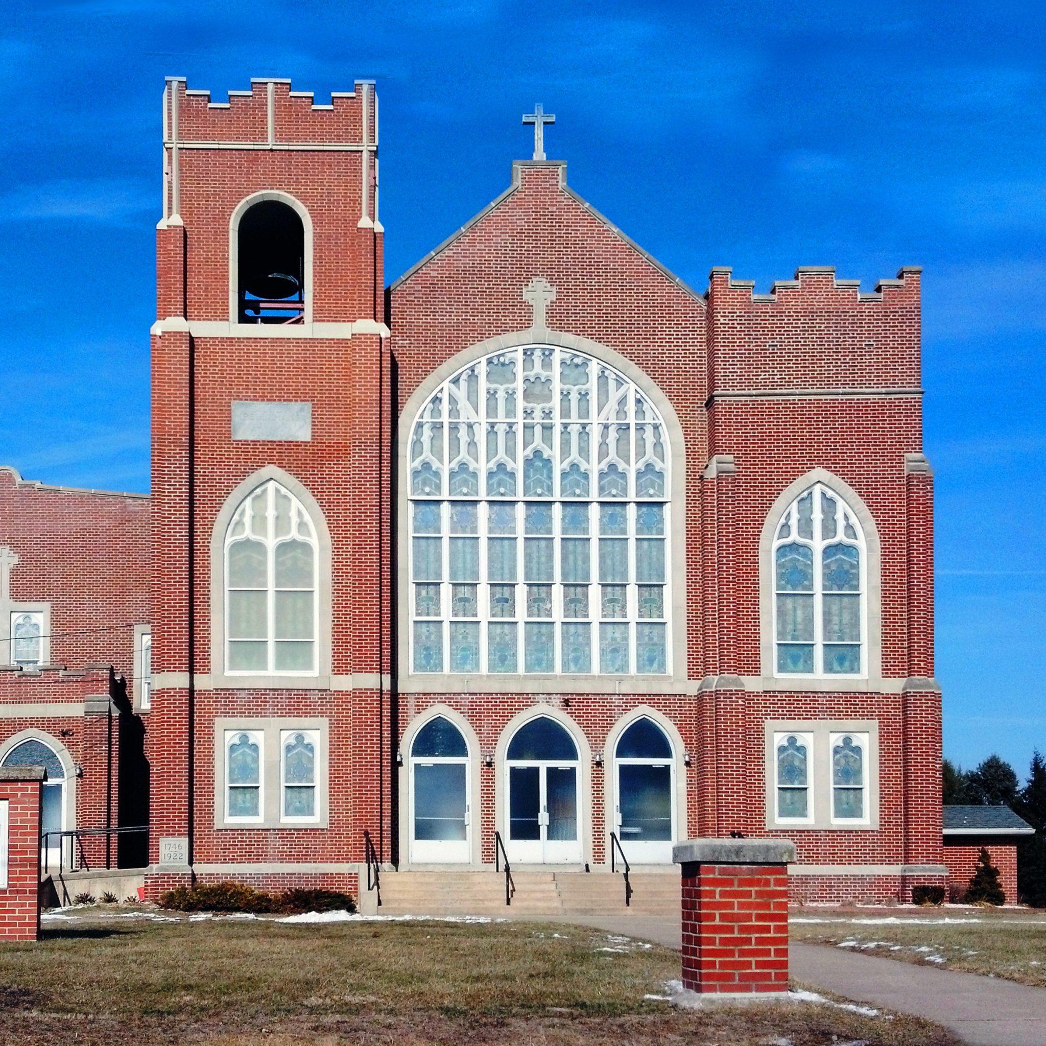 Salem Belleman's Union Church crop